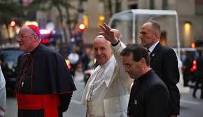 "9/25 NYC: Pope in the ""Big Apple"""