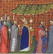 May 29: Feast of Corpus Christi — Memorial Day