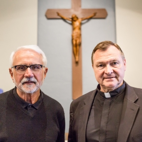 June 13: Father John Kasper, OSFS — Video Interview