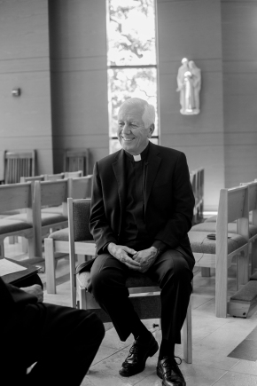 July 6: Msgr. Robert Sheeran — Video Interview